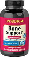 Препарат для відновлення суглобів і зв'язок Lindberg Bone Support 240 капс Знижка! (230877)