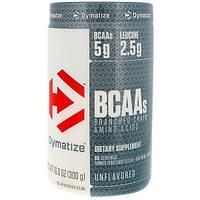 BCAA Аминокислоты Dymatize nutrition BCAA'S BRANCH CHAIN AMINO ACIDS 300 г Скидка! (232503)