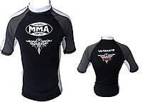 Рашгард MMA-003 Power System Scorpio WHITE