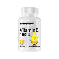 Витамины и минералы IronFlex Vitamin E 100 IU 90 таб