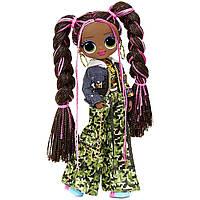 Кукла ЛОЛ ОМГ Ремикс Милашка L.O.L Surprise! OMG Remix Honeylicious Fashion Doll