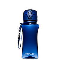 Пляшка для води Пляшка для води UZspace Wasser Blue (350 мл) Синя