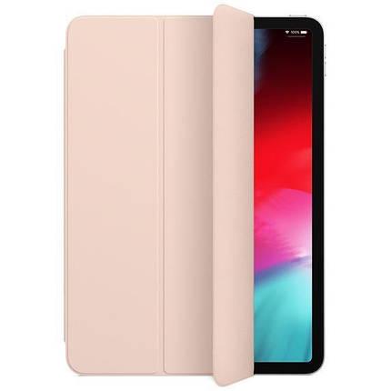 "Чохол TOTU Leather Case Wel для iPad Pro 12,9"" (2018/2019) pink, фото 2"