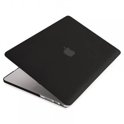 "Чохол накладка пластик для MacBook Pro 13"" Retina (2012-2015) matte black, фото 2"