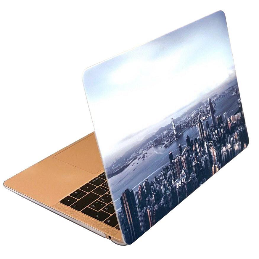 "Чехол накладка DDC пластик для MacBook Pro 13"" Retina (2012-2015) picture city"