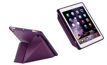 "Чохол Origami Case для iPad Pro 10,5"" / Air 2019 Leather embossing purple, фото 3"