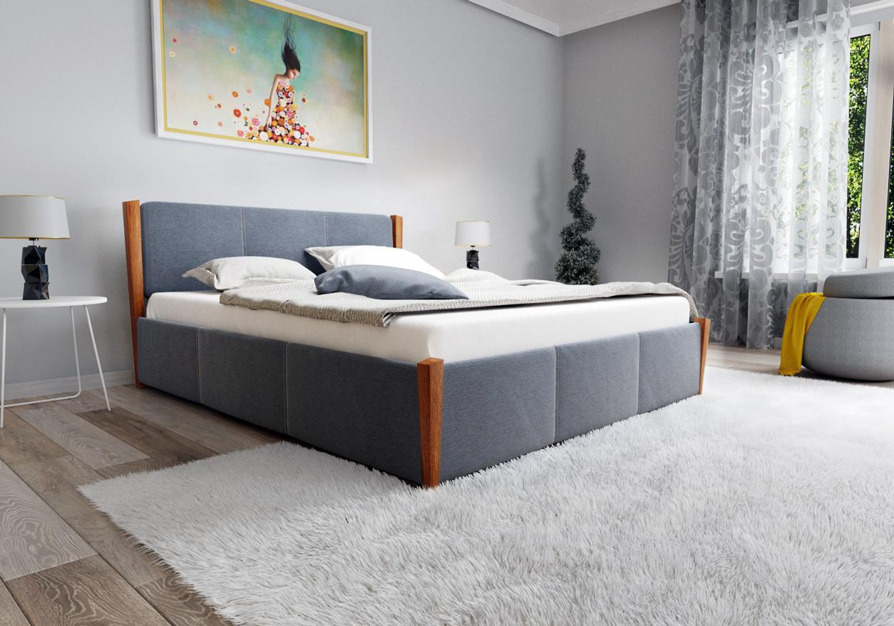 Кровать Сеул с подъёмным механизмом ЧДК™