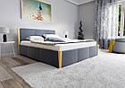 Кровать Сеул с подъёмным механизмом ЧДК™, фото 6