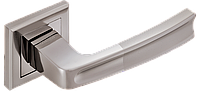 Ручка дверная на розетке Z-1355 BN/SBN