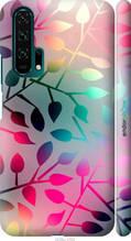 """Чохол на Huawei Honor 20 Pro Листя """"2235c-1702-2448"""""""