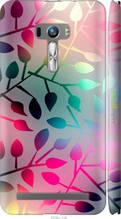 "Чохол на Asus ZenFone Selfie ZD551KL Листя ""2235c-116-2448"""