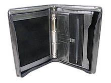 Деловая папка из искусственной кожи JPB Черный AK-63 black, КОД: 1640781