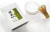 Чай Матчу + вінчик, чаша. Комплект для приготування японського чаю Маття