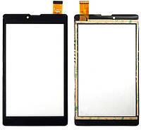 Сенсор (тачскрін) Impression ImPAD B701, B702, M701 (184x106, 30pin, #FPC-DP070177-F1) Black