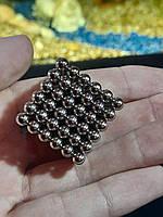 NeoCube магнитный конструктор 216 шариков, магнітні кульки неокуб