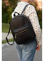 Жіночий рюкзак Sambag Brix BSG чорний, фото 1