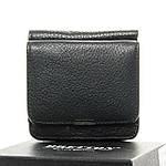 Кошелек мужской кожаный BRETTON черный (05-114), фото 3