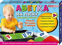 Обучающая игра Азбука на песке У Ranok-Creative 18109084У 304600, КОД: 1131077