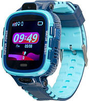 Смарт-часы Gelius Pro GP-PK001 (PRO KID)  Blue