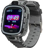 Дитячі розумні годинник (з GPS) Gelius Pro GP-PK001 (PRO KID) Silver