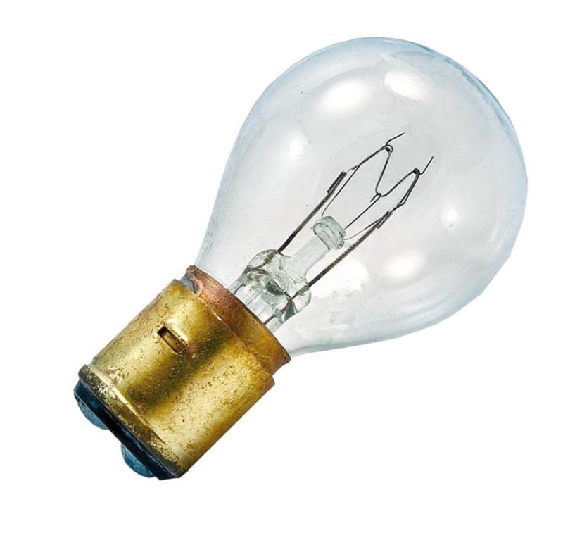 Лампа накаливания рудничная Р 40-1,2-1 P20d/21