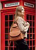 Жіночий рюкзак Sambag Asti LKH коричневий