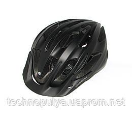 Велошолом CARRERA SF9 Shake s.54-57 Black