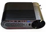 Мультимедийный проектор YG550 WiFi (проектор для дома и офиса), фото 5