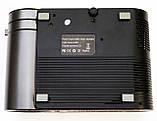 Мультимедийный проектор YG550 WiFi (проектор для дома и офиса), фото 7