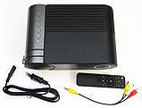Мультимедийный проектор YG550 WiFi (проектор для дома и офиса), фото 8