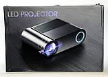 Мультимедийный проектор YG550 WiFi (проектор для дома и офиса), фото 9