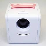Проектор портативний дитячий Kids Story Projector Q2 (міні мультимедійний проектор для мультфільмів та, фото 4