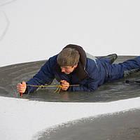 Самодельные спасалки для зимней рыбалки