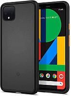 Чохол Spigen Color Brick Google Pixel 4 XL Black (F25CS27565), фото 1