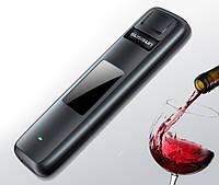 Алкотестер кишеньковий Цифровий драгер підвищеної точності Susisun CSY-006