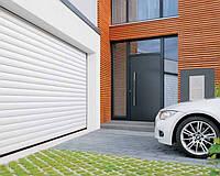 Рулонные ворота RollMatic от Hörmann для гаража
