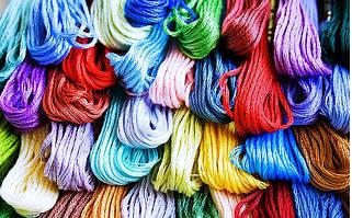 Мулине, нитки для вышивания