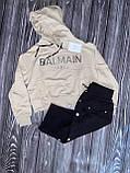 Прогулочный костюм в стиле Balmain от AMN Турция люкс Новая коллекция, фото 2