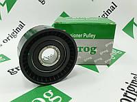 Ролик натяжний поліклинові ремінь генератора і кондиціонера Logan ф1, Sanderо grog Корея, фото 1