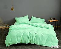Полуторный комплект постельного белья, сатин S430