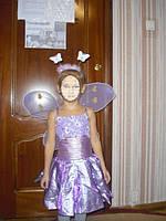 Детский карнавальный костюм Фея, бабочка - прокат Киев, Троещина