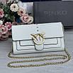 Жіночий стильний клатч Pinko Пінко, фото 7
