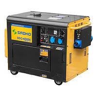 Дизельный генератор Sadko DSG - 6500E\ATS (5,5 - 6 кВа)