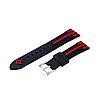 Универсальные браслеты для часов из силикона шириной 22 мм, фото 2
