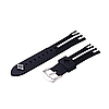 Универсальные браслеты для часов из силикона шириной 22 мм, фото 5