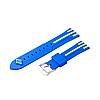 Универсальные браслеты для часов из силикона шириной 22 мм, фото 7