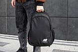 Рюкзак чоловічий міської New Balance JatPack, фото 3