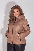 Куртка жіноча в кольорах 45607