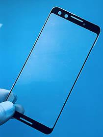 Скло дисплея для Pixel 3 чорне