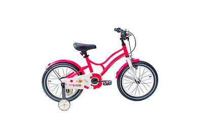 """Дитячий велосипед 16"""" Ardis Вулик"""